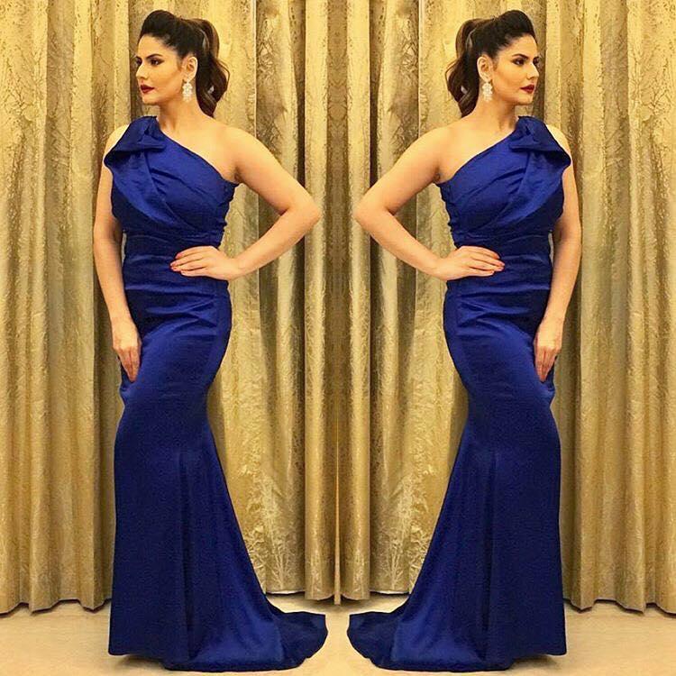 Beautiful Zarine Khan