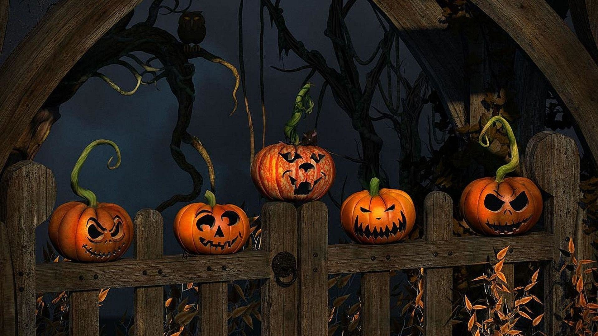 Best Halloween Wallpapers Images