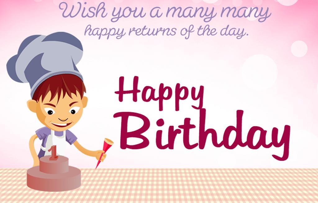 Birthday Wish Status