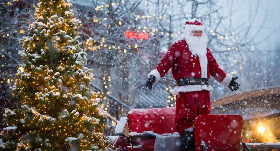 Christmas Santa Claus Pics