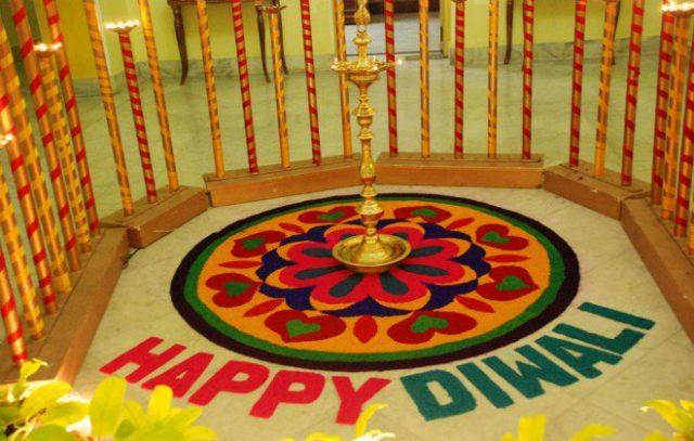 Diwali Best Rangoli Design