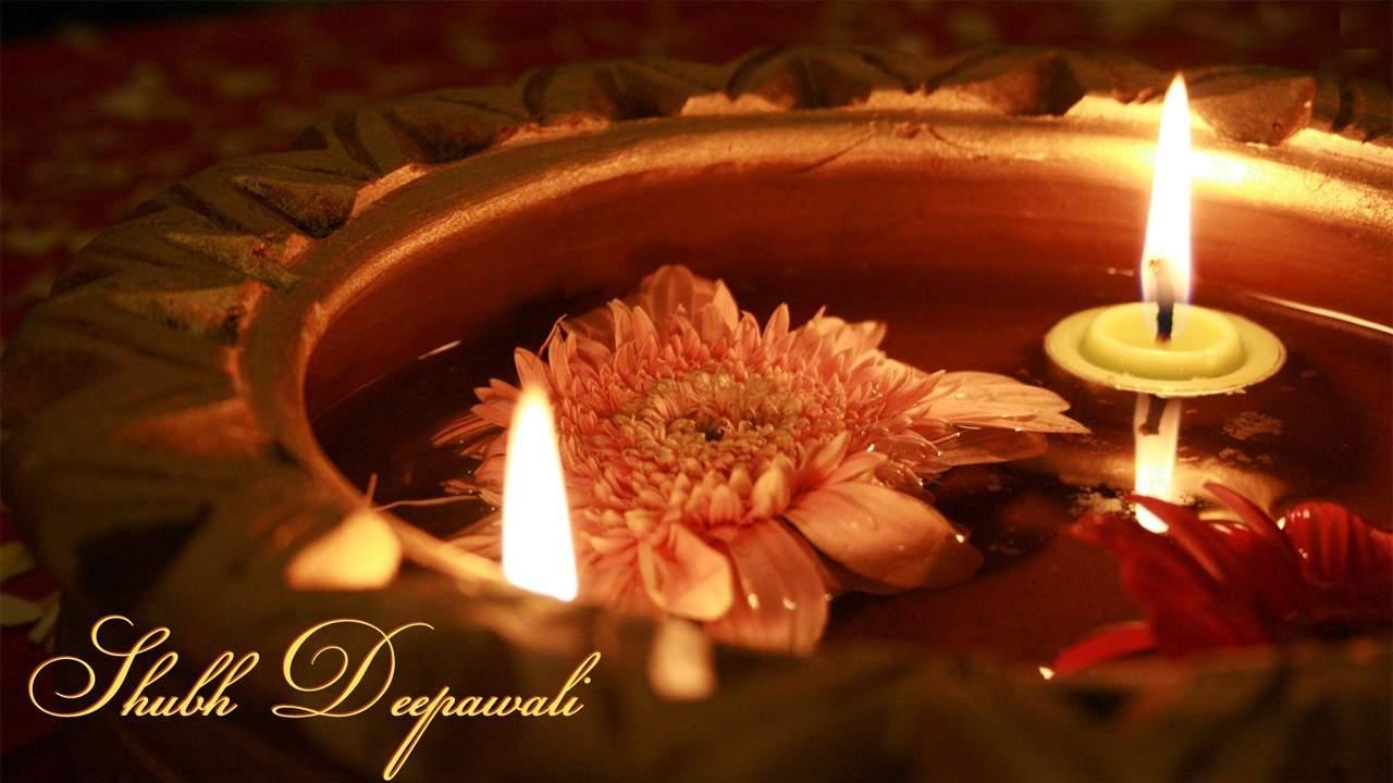Diwali Light Decoration Home Images