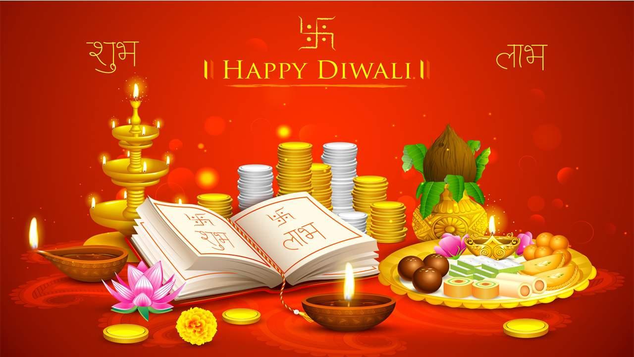 Diwali Shubh Labh Wallpapers