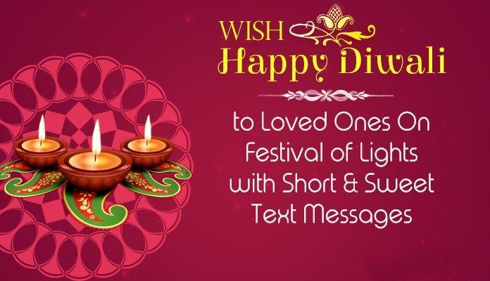 Diwali Text Messages