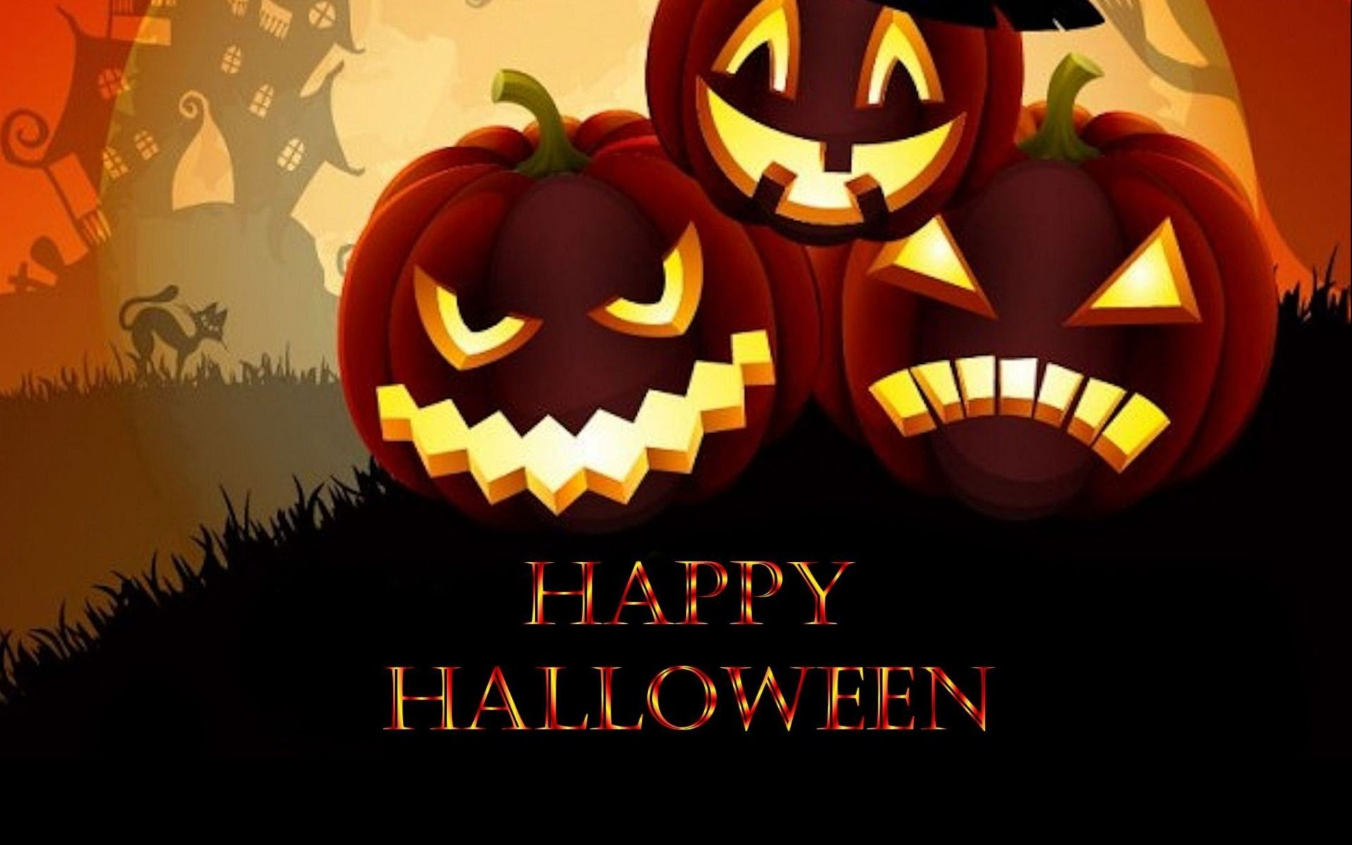 Funny Scary Halloween Pictures
