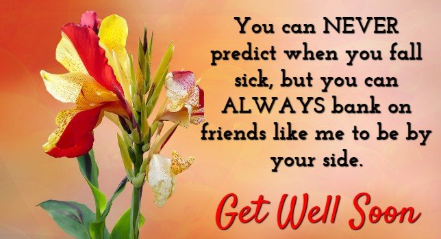 Get Well Soon Images for Boyfriend