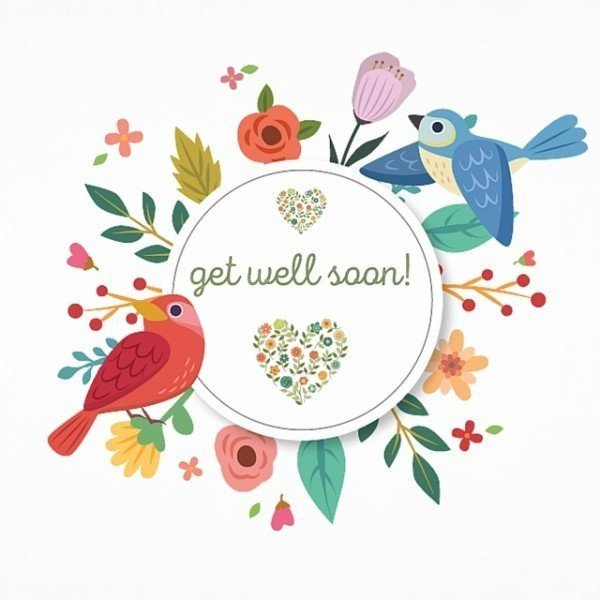 Get Well Soon Images for Facebook