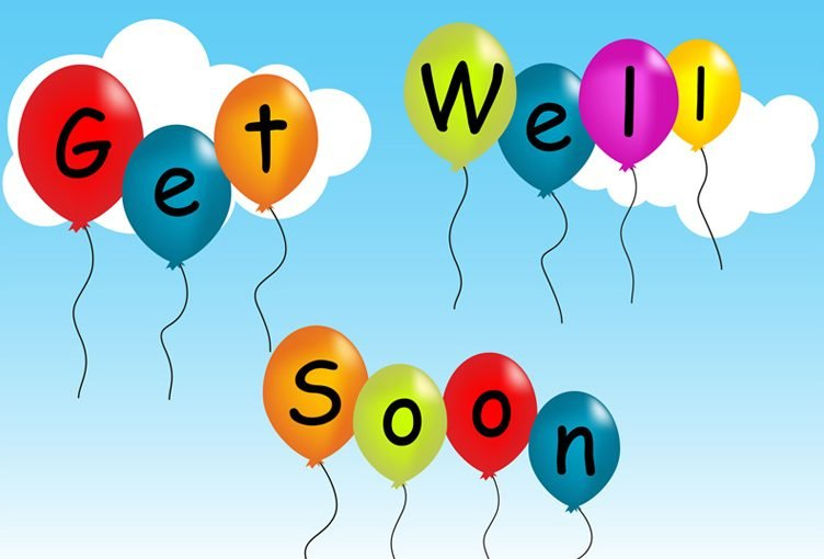 Get Well Soon Images for Instagram