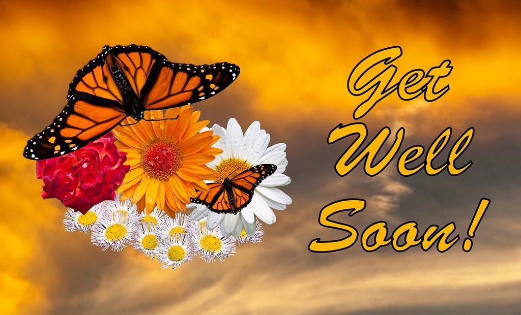 50+ Best Get Well Soon Images, Wishes, Pics and Greetings