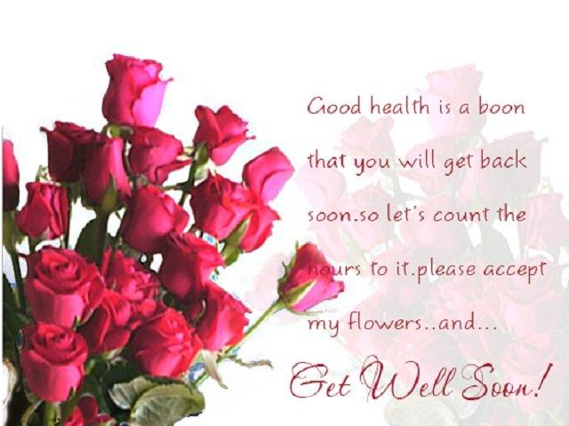 Get Well Soon Love Pics