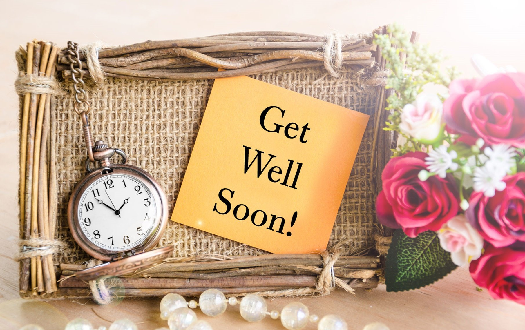 Get Well Soon Wishes For Mother