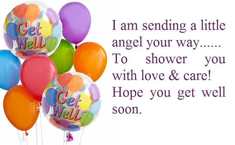 Get Well Soon Wishes Messages