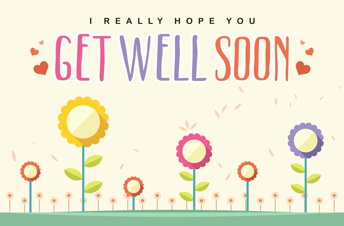 Get Well Soon to Friend