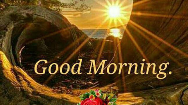 Good Morning Sun Images