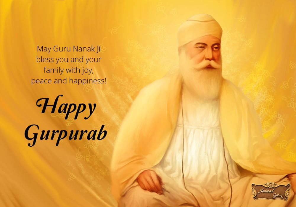 Gurpurab Wishes in English
