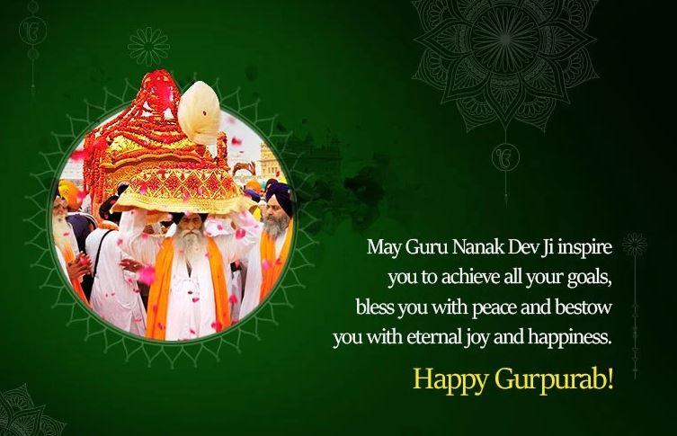Guru Nanak Gurpurab Vector Images