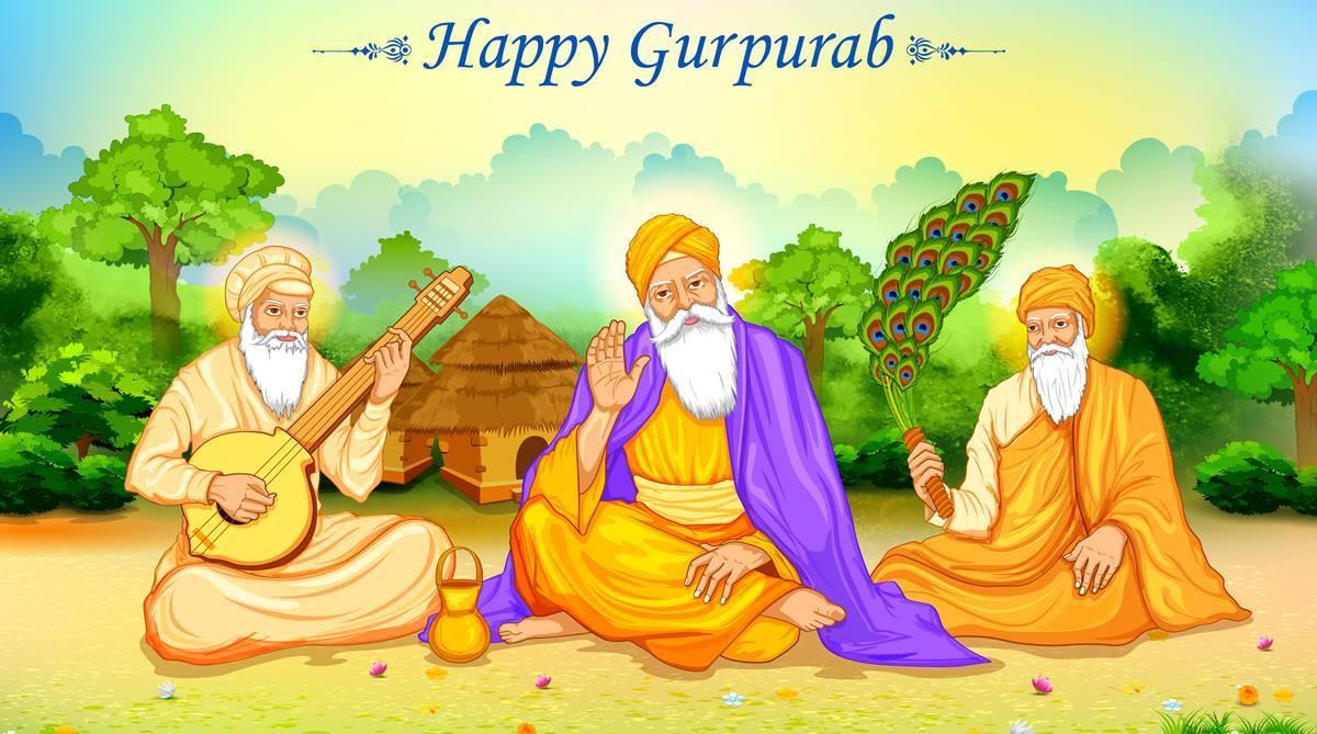 Guru Nanak Gurpurab Wishes