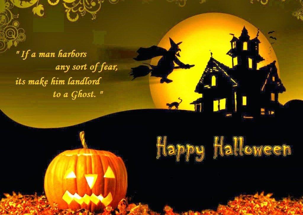 Halloween Messages For Instagram