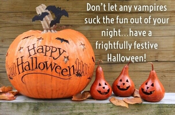 Halloween Messages Images