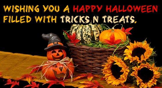 Halloween Messages Pics