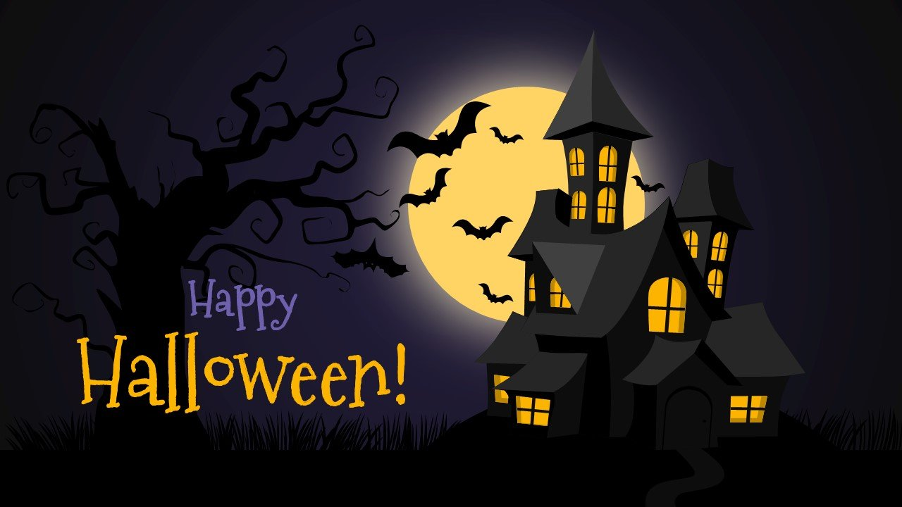 Halloween Wishes With Images