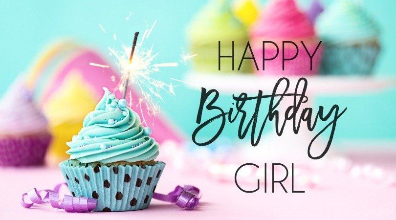 Happy Birthday Girl Wishes