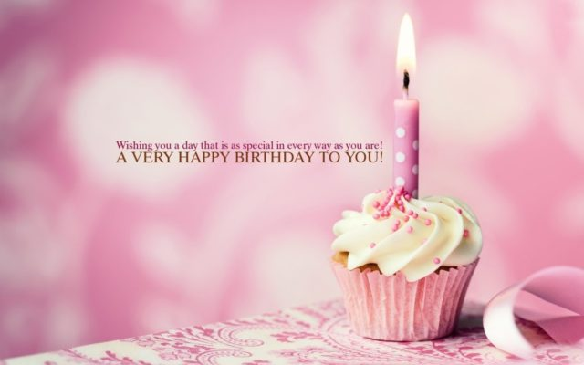 Happy Birthday Wishing