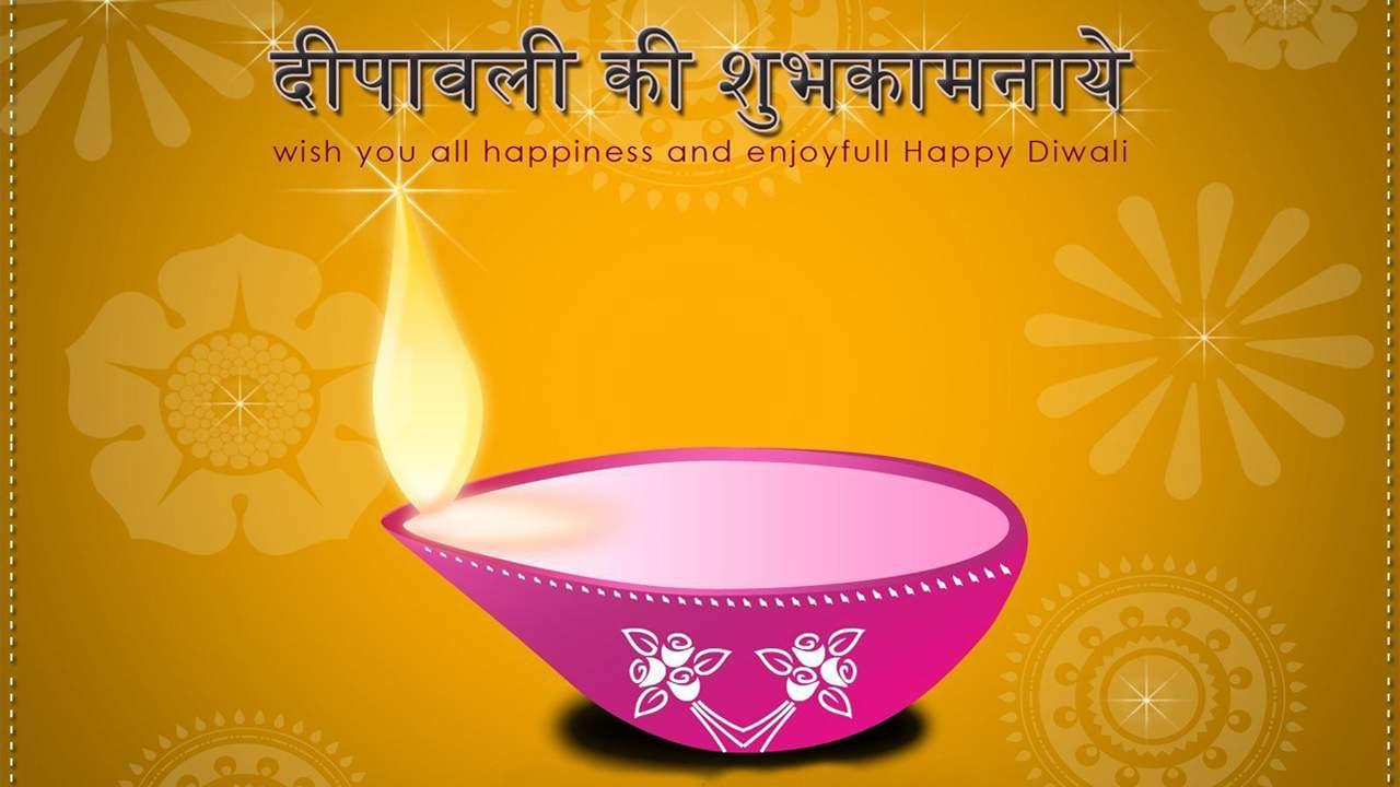 Happy Deepavali Diyas