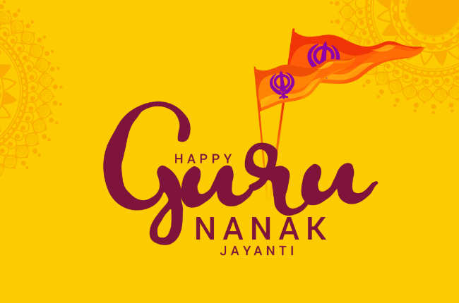 Happy Gurpurab Pics
