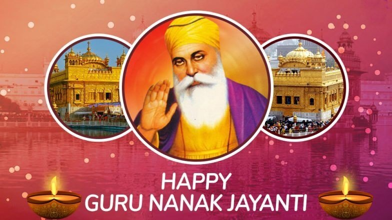 Happy Guru Nanak Jayanti Status