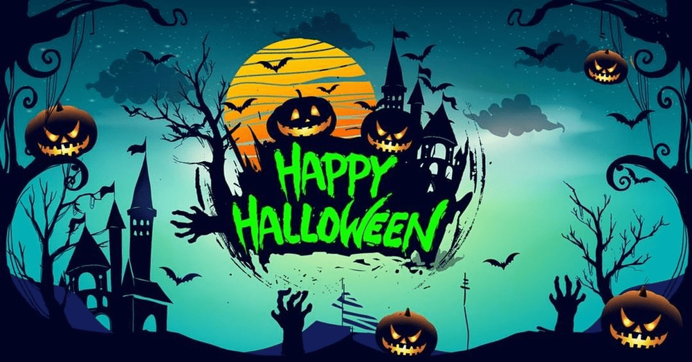 Happy Halloween Greetings