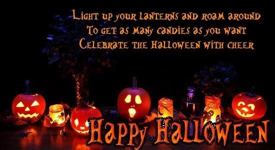 Happy Halloween Scary