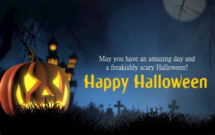 Happy Halloween Wishes Wallpapers