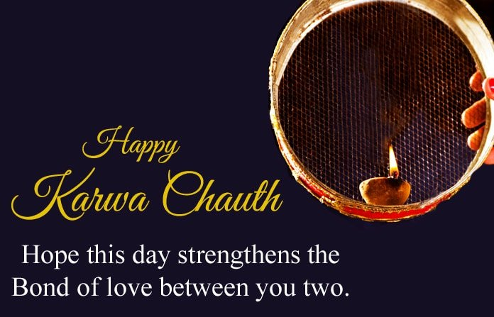 Happy Karwa Chauth Messages and Wishes