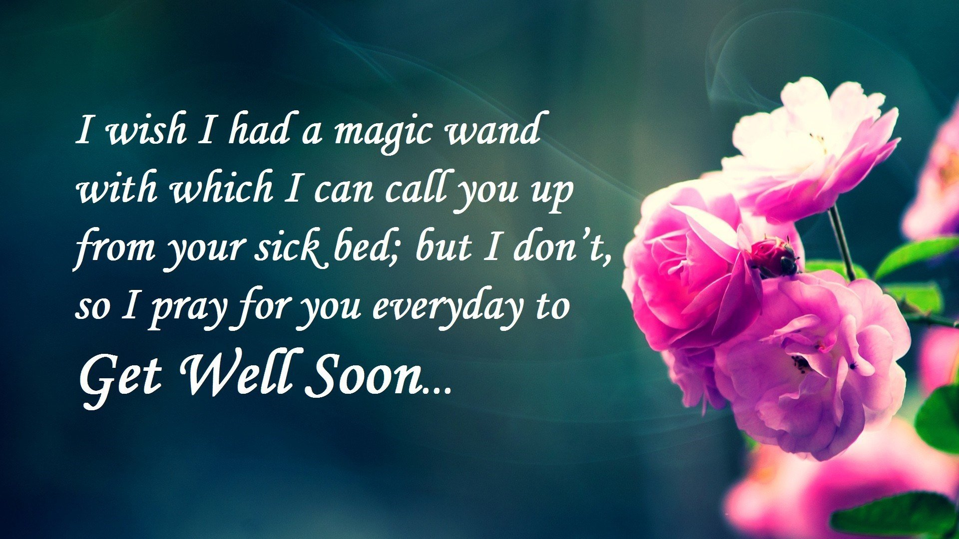 Heartfelt Get Well Soon Messages