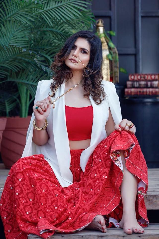 Hottest Pics of Zarine Khan