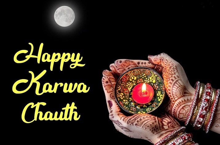 Karva Chauth Mehndi