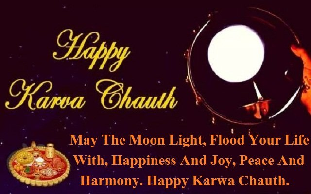 Karva Chauth Thoughts in English