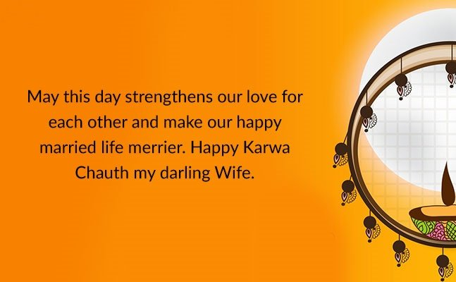 Karwa Chauth 2019 Wishes for Your Loved One