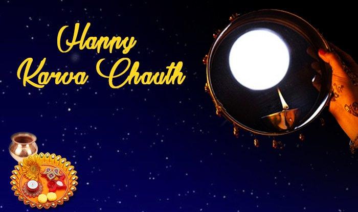 Karwa Chauth SMS Greetings