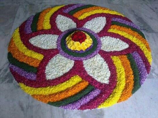 Rangoli Design For Diwali 2019