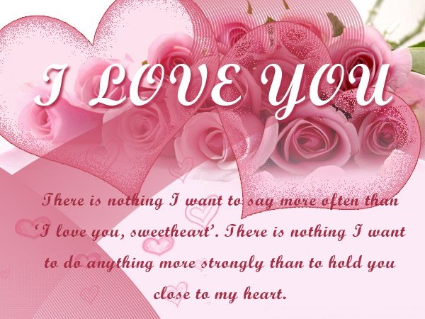 Romantic Love Messages for Boyfriend