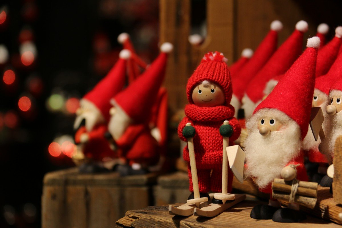 Santa Claus Christmas Decor