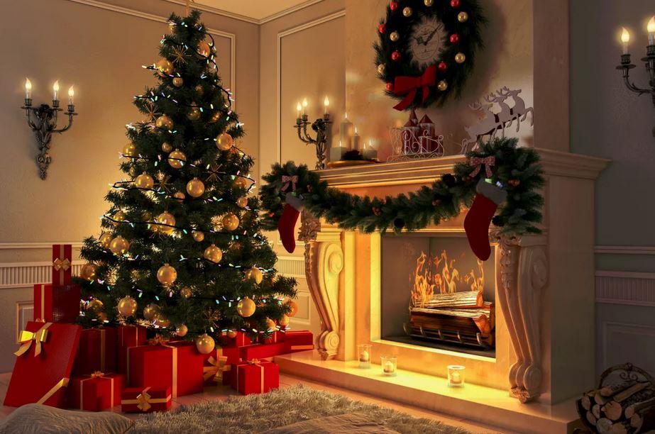 Xmas Tree Decorate