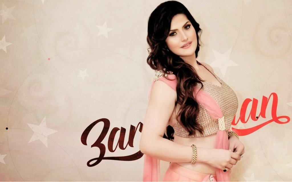 Zarine Khan Unseen Pics
