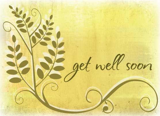 Get well Soon My Husband