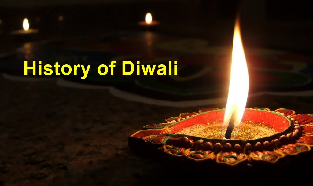 History of Diwali