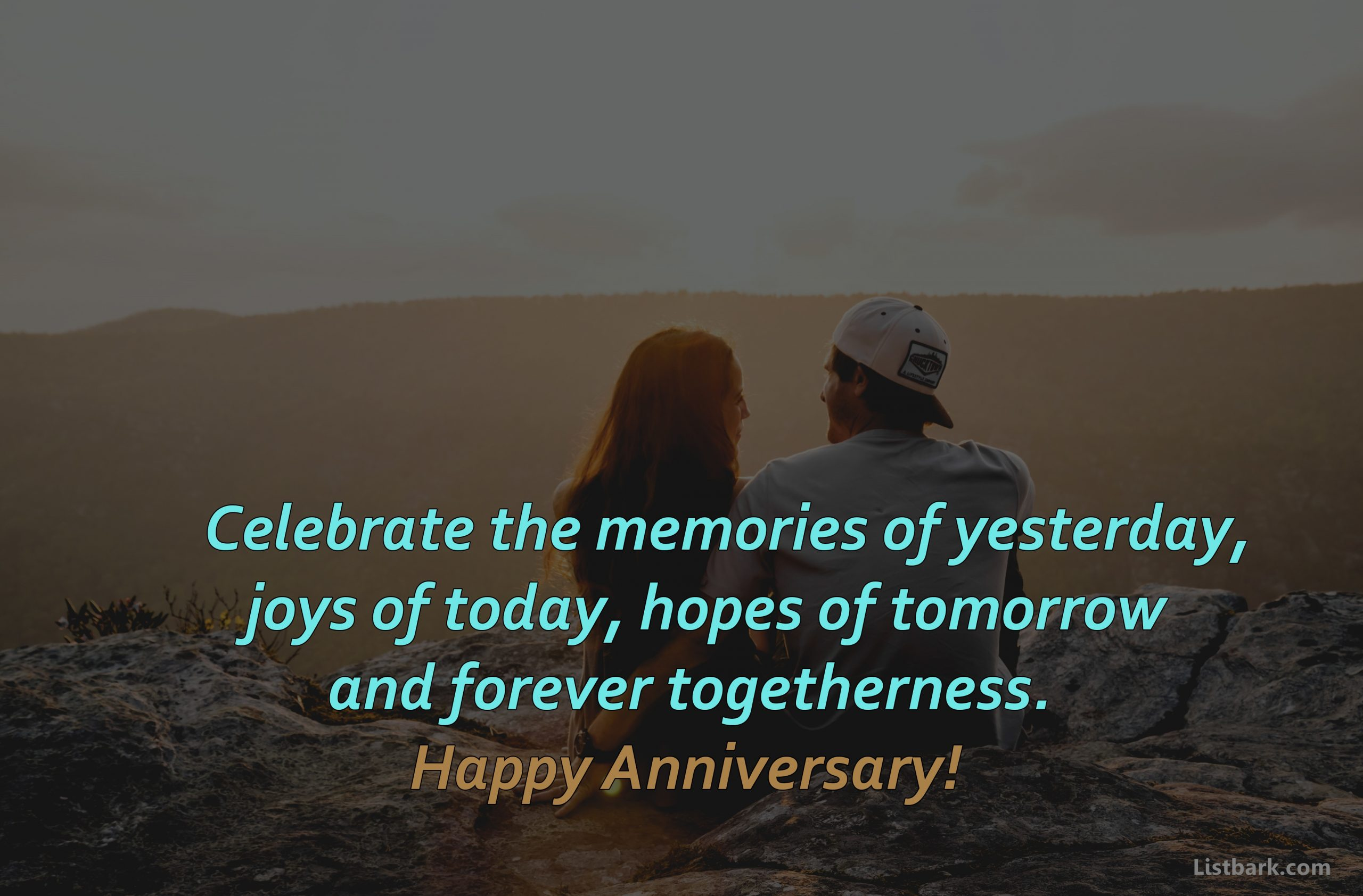 100+ Wedding Anniversary SMS, Messages, Wishes, Quotes with Images