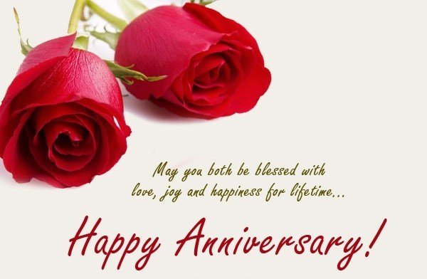 Anniversary Messages to Couple