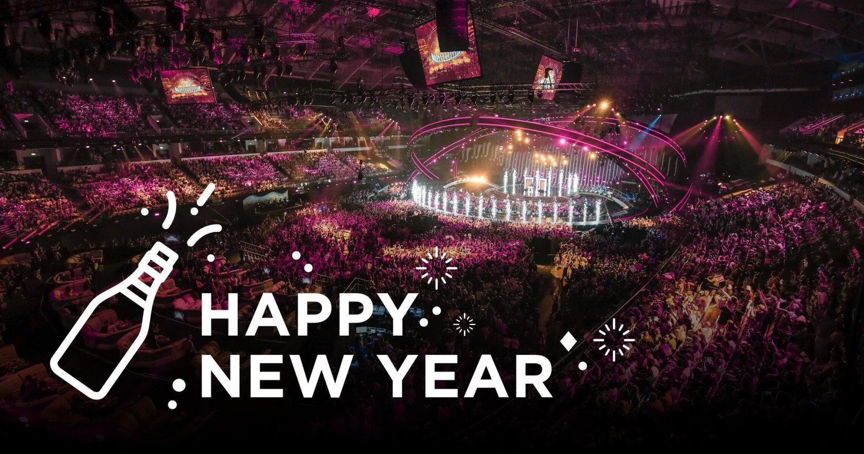 Beautiful Qoutes On Happy New Year